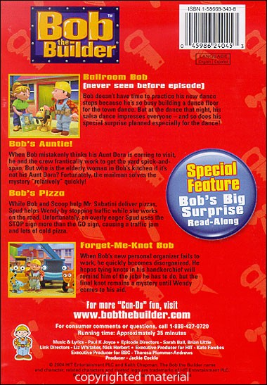 Bob The Builder Bob S Favorite Adventures Favorite
